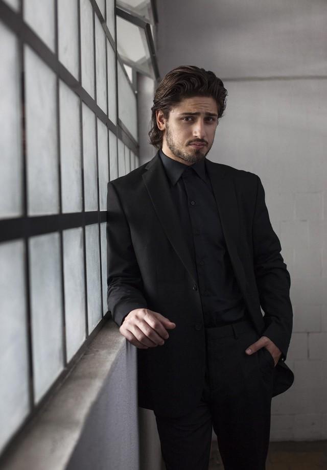 Daniel Rocha (Foto: Thiago Herdy)