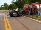 Caminhão estava na contramão antes de acidente que matou família no RS
