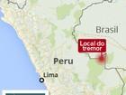 Após tremor no Acre, Bombeiros vistoriam quase 20 prédios na capital