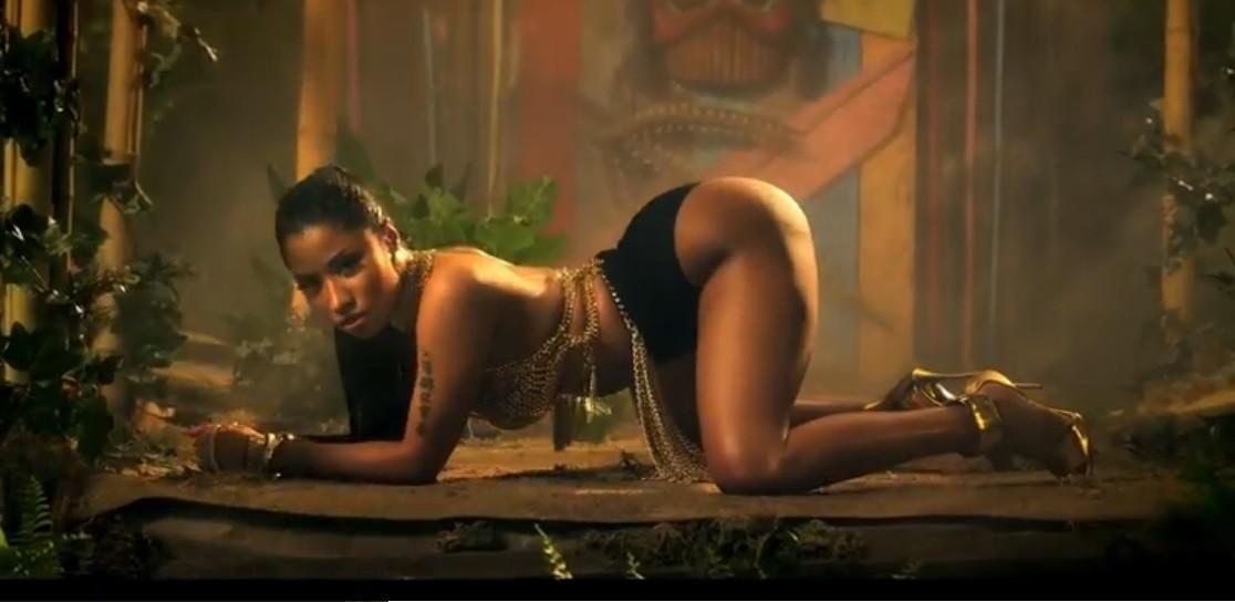 Nicki Minaj (Foto: Reprodução/Youtube)