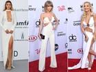 Branco é o novo 'pretinho básico': famosas apostam na cor em looks para o tapete vermelho