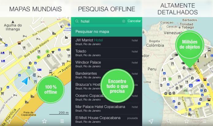 Apps para iOS: Replay, Maps me, Pushbullet e outros destaques da