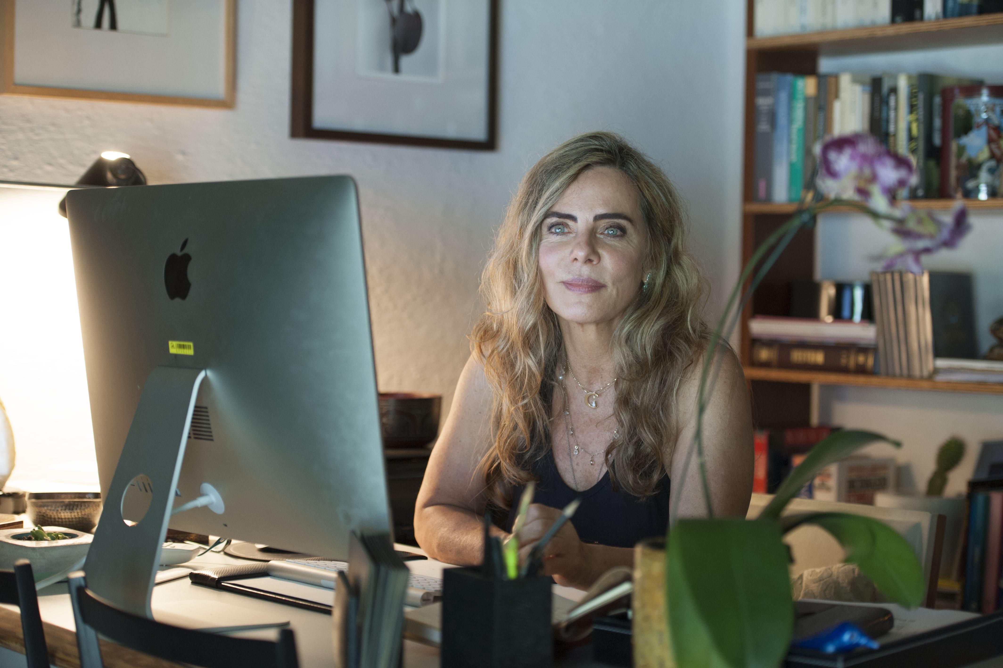 Bruna Lombardi em 'A Vida Secreta dos Casais' (Foto: Priscila Prade)