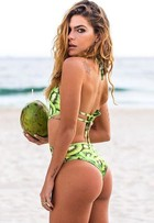 Mariana Goldfarb chega a 11% de gordura corporal com dieta 'low carb'