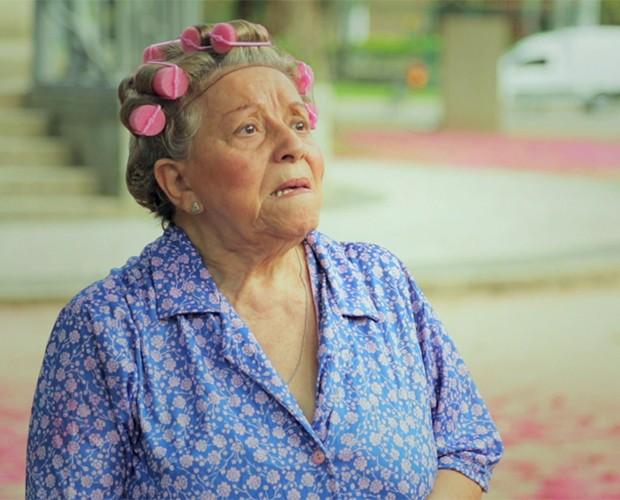 Famosa por suas dublagens e diferentes papéis, Selma Lopes participa de 'SuperÔnix' (Foto: Gshow)