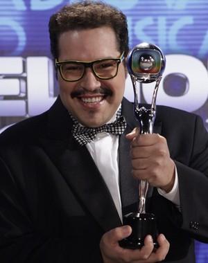 Tiago Abravanel (Foto: Domingão do Faustão / TV Globo)