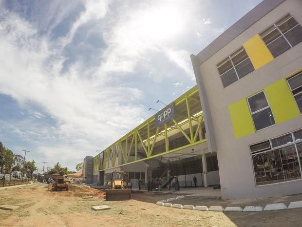 Novo centro de conveniência será inaugurado em dezembro deste ano, em Sousas (Foto: Matheus Campos)