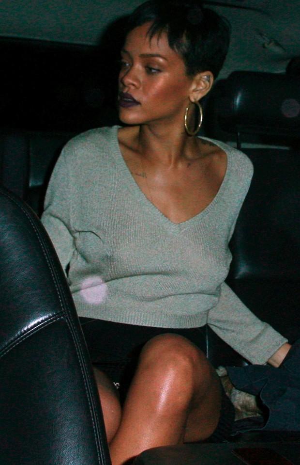 Rihanna  (Foto: gio/X17online.com)