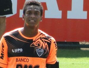 Treino Atlético MG Jô e Réver (Foto: Gabriel Duarte)