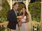 Simone, dupla com Simaria, renova votos do casamento em Las Vegas