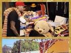 Chris Brown deixa reabilitação para entregar presentes de Natal