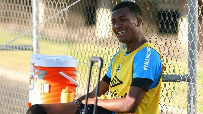 erazo grêmio zagueiro treino (Foto: Lucas Uebel/Grêmio FBPA)