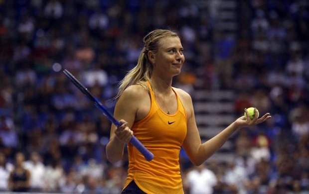 BLOG: Veja os 7 melhores momentos da volta de Sharapova