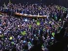 Câmara aprova prosseguimento do processo de impeachment no Senado