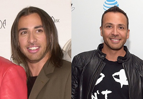 HOWIE D (2001 e 2017) (Foto: Getty Images)