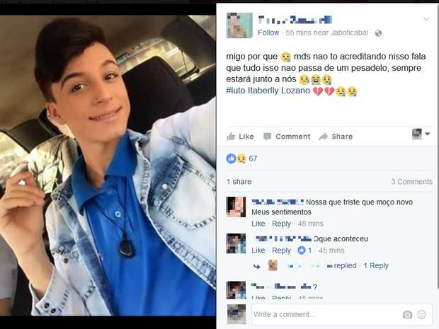 Mãe mata o próprio filho por não aceitar homossexualidade