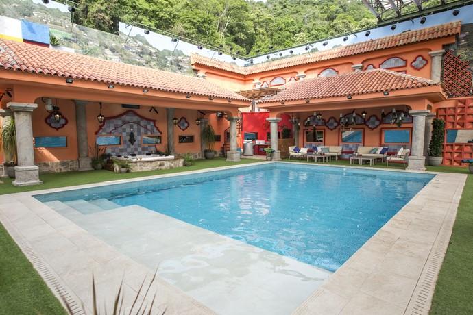 A piscina mais cobiçada do Brasil!  (Foto: Artur Meninea)