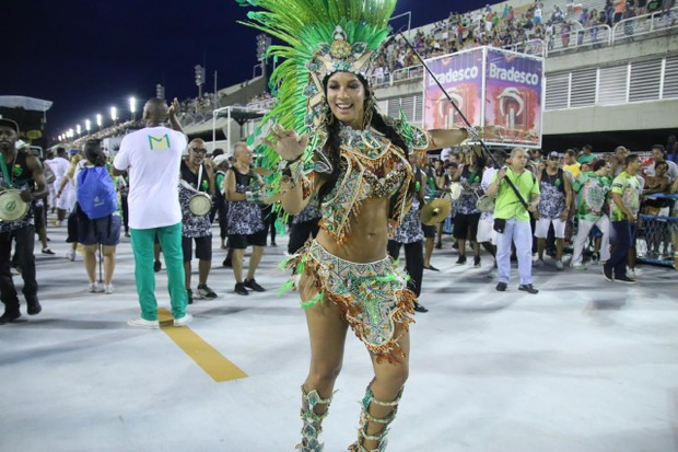 Milena Nogueira (Foto: Daniel Pinheiro /AgNews )