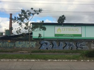 Empresa era investigada devido a mau cheiro e gosto da água (Foto: Bernardo Bortolotto/RBS TV)