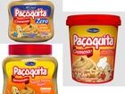 Paçoquita Cremosa ganha versão zero açúcar e pote de 1 kg
