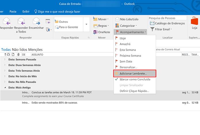 Como criar alertas para e-mails importantes no Outlook | Dicas e
