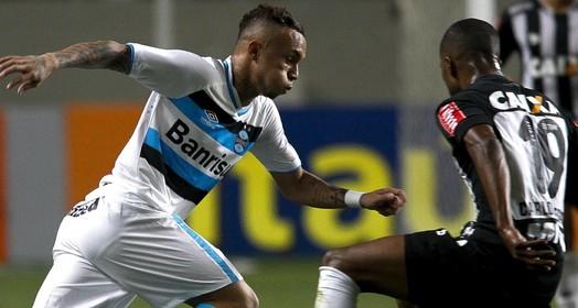 a cem  por hora (Washington Alves/Divulgação Grêmio)