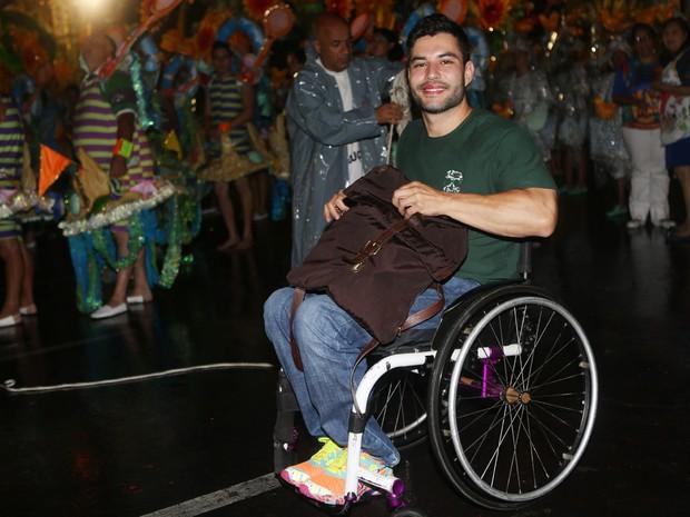 Rafael Magalhães, namorado de Dai Macedo (Foto: Iwi Onodera / EGO)