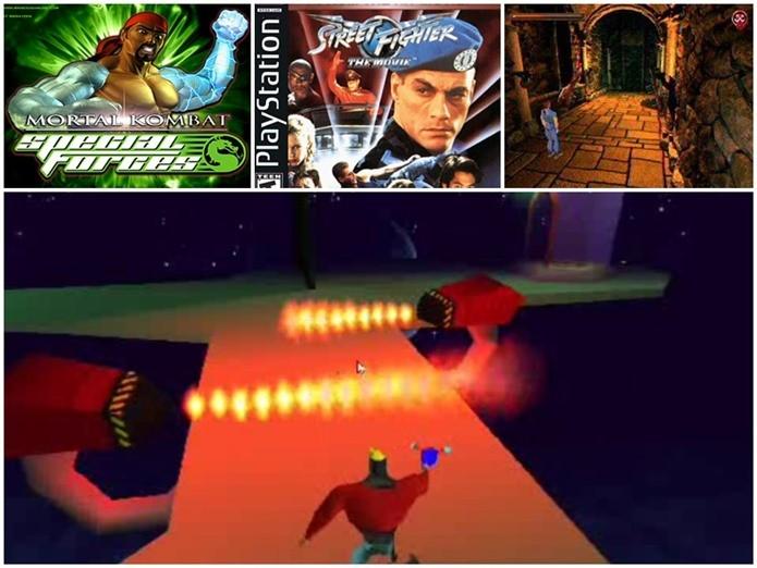 Confira os piores jogos e as grandes decepções da época do PlayStation One (Foto: Montagem / Dario Coutinho)