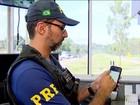 PRF cria ferramenta para ajudar motorista a encontrar carro roubado