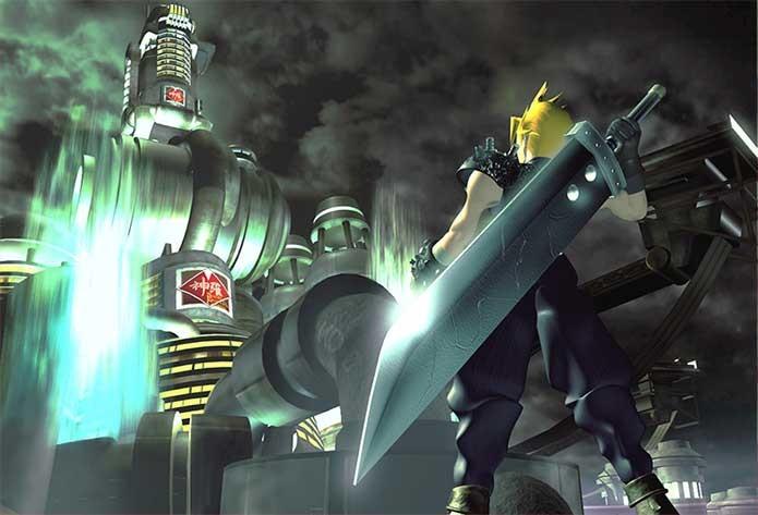 Final Fantasy 7 no PSOne (Foto: Divulgação/Square Enix)