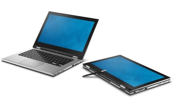 Dell anuncia computador com tela que gira 360 º na Computex (Foto: Divulgação/Dell)