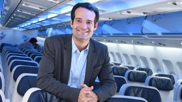 Antonoaldo Neves, presidente da companhia aérea Azul (Foto: Reprodução/Facebook)