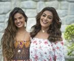 Isis Valverde e Juliana Paes | Estevam Avellar/TV Globo