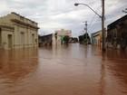 19,6 mil pessoas estão fora de casa após chuva no RS, diz Defesa Civil