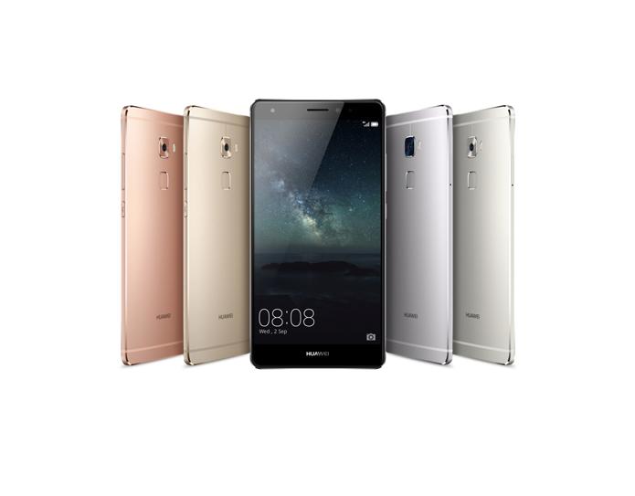Huawei traz a primeira tela com force touch para celulares (Foto: Divulgação/Huawei)