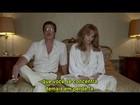 Angelina Jolie e Brad Pitt falam sobre 'À beira mar'; vídeo mostra bastidores