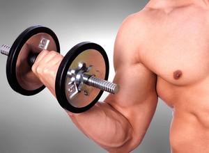 homem músculo Eu Atleta (Foto: Getty Images)
