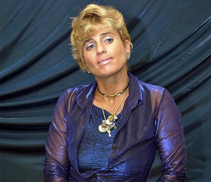 Cida foi uma das grandes destaques do BBB2 (Foto: TV Globo)