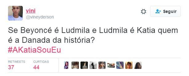 Memes com a história da Ludmilla (Foto: Reprodução/Instagram)