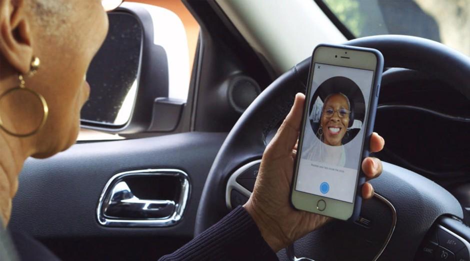 Verificação por selfie da Uber surge aleatoriamente (Foto: Divulgação)