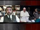 Sou 'um homem perdoado', diz Papa Francisco a presos bolivianos