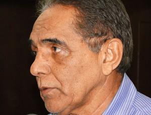 Benecy Queiroz, supervisor do Cruzeiro (Foto: Fernando Martins / Globoesporte.com)