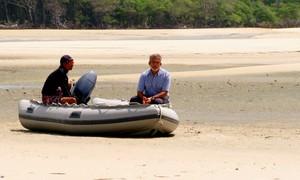 Repórter José Raimundo escreve sobre o litoral do Maranhão