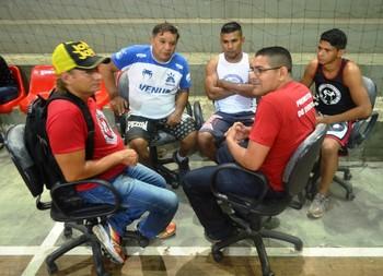 Organização Cruzeiro Fight (Foto: Adelcimar Carvalho)