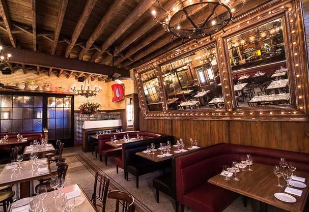 Restaurante de hotel é o novo point cool de Nova York