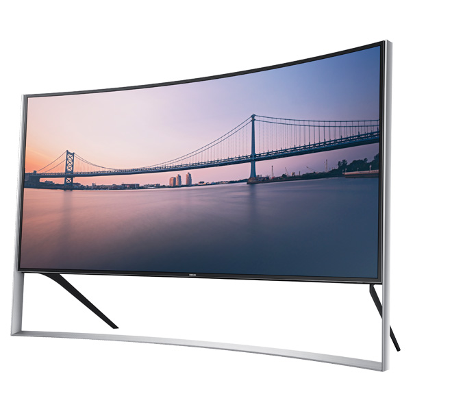 TV 4K da Samsung vai custar R$ 226 mil. Modelo é de 105 polegadas. (Foto: Reprodução/Samsung)