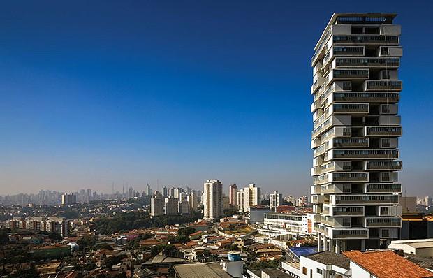 Edifício 360º (Foto: Reprodução/BrasilRealEstate)