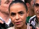 Marina Silva fala sobre problemas causados pela falta de saneamento