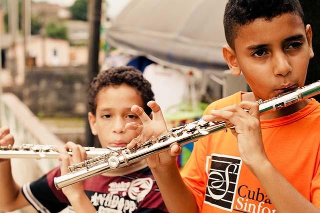 Programa Cubatão Sinfonia (Foto: divulgação)