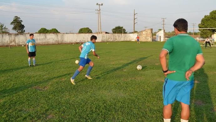 Ariquemes faz dois amistosos antes da estreia no Sub-16 (Foto: Franciele do Vale)
